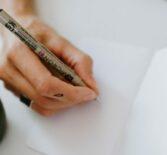 Что делает графолог? (Пример разбора почерка)