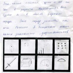 Подсказки для выбора профессии в почерке